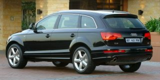 audi q7 3 0 tdi quattro tiptronic 2006 9 car specs. Black Bedroom Furniture Sets. Home Design Ideas
