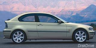 bmw 325ti compact 2003-4 - Car Specs - BMW 3 Series Compact ...