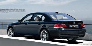 Bmw I Full Individual Steptronic Car Specs BMW - 2005 bmw 740i