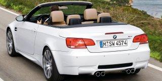 2010 bmw m3 convertible specs