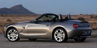 Bmw Z4 2 5i 2003 8 Car Specs Bmw Z4 Specifications