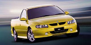 Chevrolet Lumina 5 7 Ss Ute 2003 10 Car Specs Chevrolet Lumina