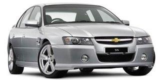 Chevrolet Lumina 5 7 V8 Ss At 2005 2 Car Specs Chevrolet