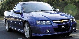 Chevrolet Lumina 6 0 V8 Ute Ss 2007 12 Car Specs Chevrolet