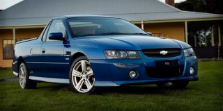 Chevrolet Lumina 6 0 V8 Ute Ss 2007 8 Car Specs Chevrolet