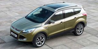 Ford Kuga   Ecoboost Ambiente Fwd