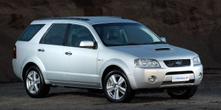 ford territory 4.0 st awd tiptronic car specs