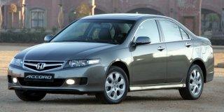 Honda Accord 2 0 Executive