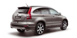 Honda Cr V 2.4 I Vtec Executive At (18 Inch)