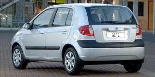 hyundai getz 1.6 gl at - Car Specs in South Africa - Hyundai Getz ...