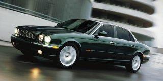 Jaguar Xj 4.2 Super V8 Lwb At