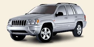 jeep grand cherokee 2 7 crd limited at 2003 10 car specs. Black Bedroom Furniture Sets. Home Design Ideas