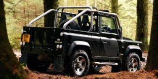 Land Rover Defender 110 2 4 Td Puma Pick Up 2010 10 Car Specs