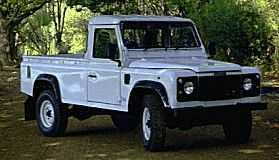 Land Rover Defender 110 2 5 Td5 Pick Up 2002 2 Car Specs