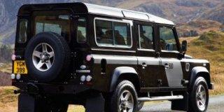 Land Rover Defender My11 110 2 4td Puma Multi Purpose S 2010 10