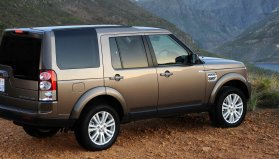 land rover discovery 4 5.0 v8 hse at 2013-1 - car specs - land rover