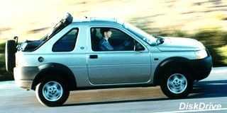 Land Rover Freelander 1 8i 3 Door 2002 3 Car Specs