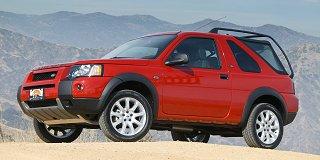 land rover freelander 2.0 td4 3-door 2004-1 - car specs - land rover