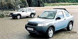 land rover freelander 2.0td4 3-door 2002-3 - car specs - land rover