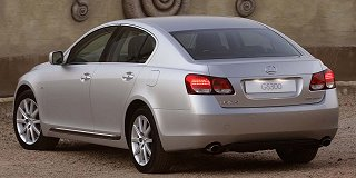lexus gs300 at car specs