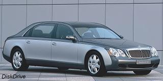 maybach 62 2003-8 - car specs - maybach maybach specifications
