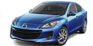 Mazda 3 1.6 Active