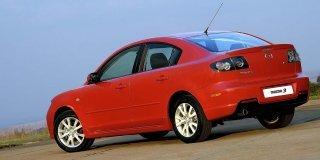 Mazda 3 2.3 Individual