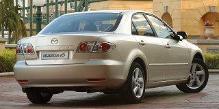 Mazda 6 2.0 Elegant