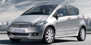 mercedes a170 avantgarde car specs