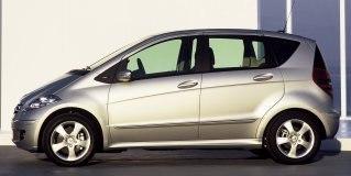 mercedes a180 cdi avantgarde 2006-1 - car specs - mercedes a-class