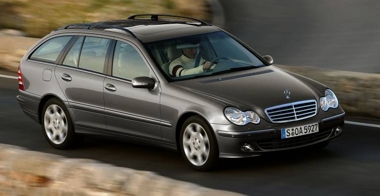 mercedes c230 estate elegance 7gtronic 20067  Car Specs