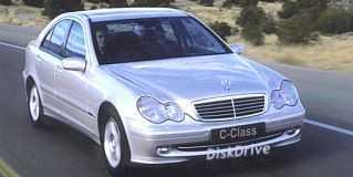 Mercedes C240 Elegance Touchshift