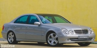 mercedes e270cdi avantgarde touchshift 2002-8 - car specs