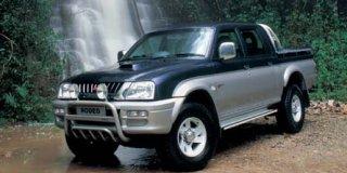 mitsubishi colt 2800 tdi rodeo 4x4 d/cab 2002-11 - car specs