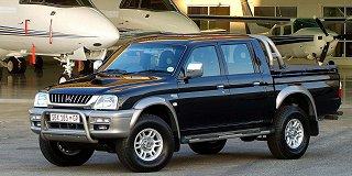 mitsubishi colt 2800 tdi rodeo x-treme d/cab 2005-6 - car specs