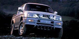 mitsubishi colt 3000i rodeo 4x4 d/cab 2002-11 - Car Specs