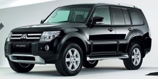 Mitsubishi Pajero 3 2 Di D Glx 5 Door At 2007 4 Car