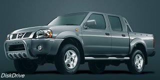 Nissan Hardbody 2400i 16V Double Cab 4x4 se 2005-11 - Car