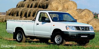 Nissan Hardbody 2700D Long Wheel Base Diesel 2002-5 - Car