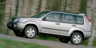 2006 nissan x trail review