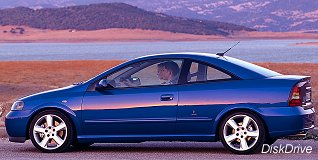 opel astra coupe 2.0 16v turbo (cloth) car specs