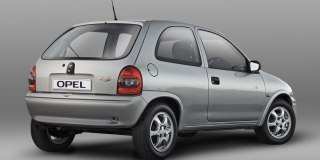 Opel corsa specifications