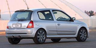 Renault Clio 3 0 V6 Sport 2005 3 Car Specs Renault Clio