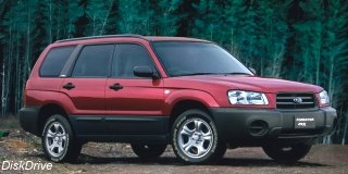 subaru forester 2 5 x 2004 10 car specs subaru. Black Bedroom Furniture Sets. Home Design Ideas