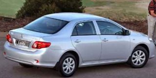 Awesome Toyota Corolla My2010 1.6 Professional