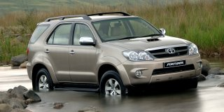 Toyota Fortuner 3.0 D-4D 4x4