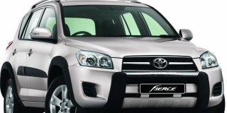 toyota rav4 2 0 fierce 5 door 4x4 2009 11 car specs. Black Bedroom Furniture Sets. Home Design Ideas