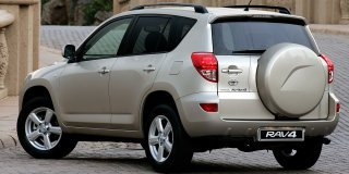 toyota rav4 gx 5 door 4x4 2006 6 car specs. Black Bedroom Furniture Sets. Home Design Ideas