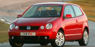 volkswagen polo 1 9 tdi highline 3 door 2004 9 car specs volkswagen polo specifications. Black Bedroom Furniture Sets. Home Design Ideas
