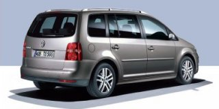 volkswagen touran 1 9 tdi trendline dsg 2007 4 car specs volkswagen touran specifications. Black Bedroom Furniture Sets. Home Design Ideas